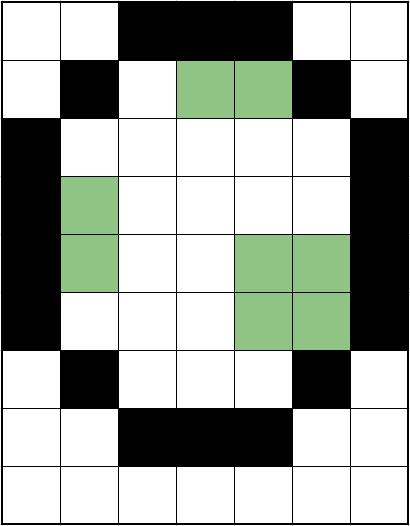 Modèle Pour Pixel Art Contenu Extra Cochon Dingue